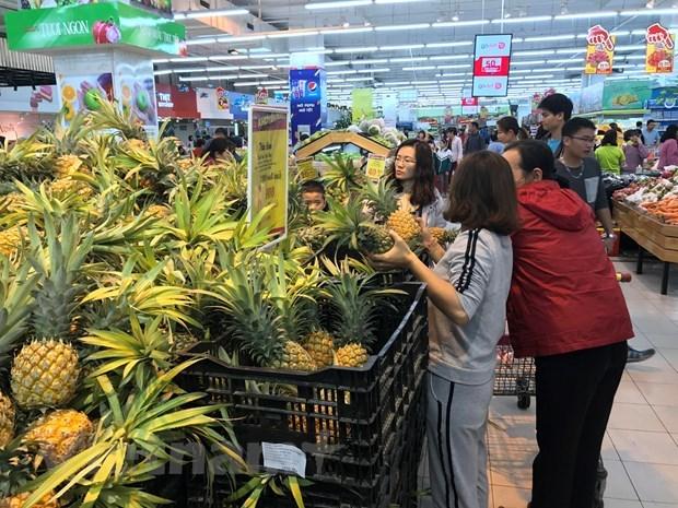 Pour une meilleure competitivite des produits agricoles vietnamiens sur le marche europeen hinh anh 1