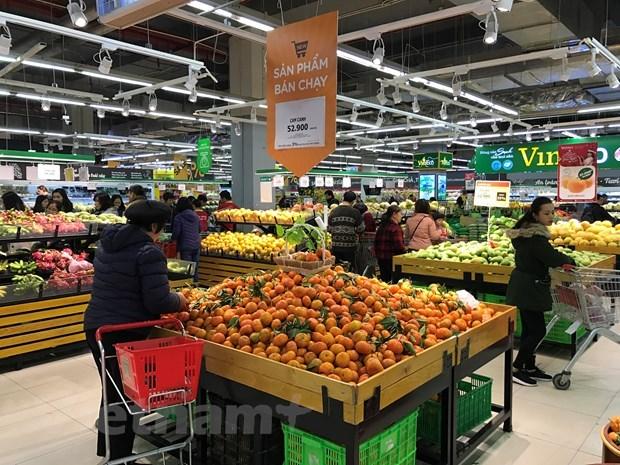 Pour une meilleure competitivite des produits agricoles vietnamiens sur le marche europeen hinh anh 2