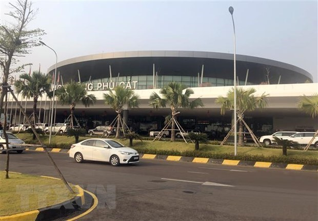 L'aeroport de Phu Cat accueillera des vols internationaux a partir de decembre 2019 hinh anh 1