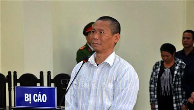 Thanh Hoa : condamnation d'un homme pour activites contre l'Etat hinh anh 1