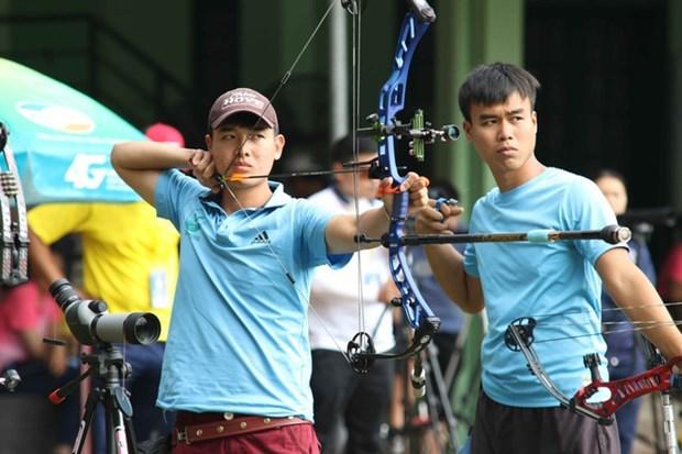Un archer vietnamien decroche l'argent aux championnats asiatiques hinh anh 1