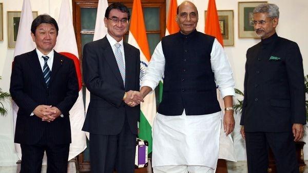 Le Japon et l'Inde s'engagent a cooperer avec l'ASEAN pour la paix et la prosperite hinh anh 1