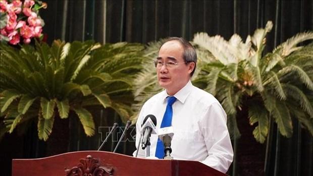 Ho Chi Minh-Ville vise une croissance de 8,3 a 8,5% en 2020 hinh anh 1
