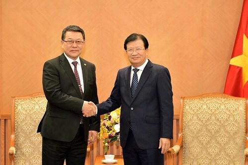 Renforcement de la cooperation economique Vietnam-Mongolie hinh anh 1