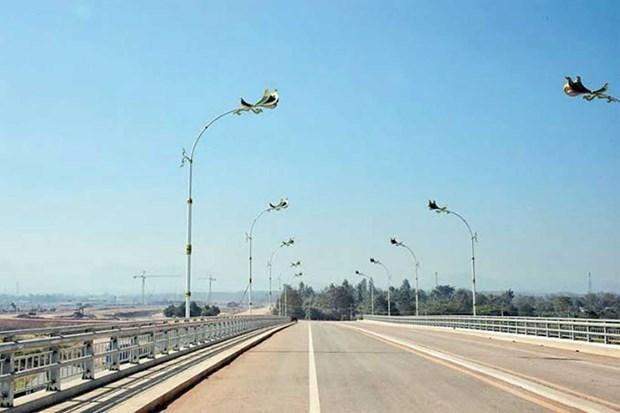 La Thailande aide le Myanmar dans le developpement des infrastructures hinh anh 1