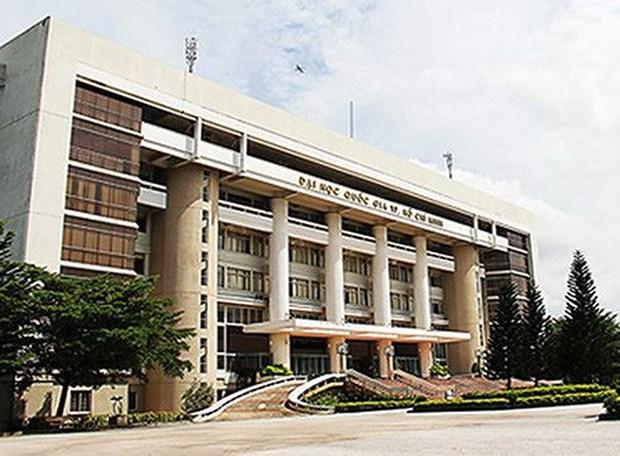 L'Universite nationale du Vietnam a Ho Chi Minh-Ville continue d'ameliorer sa qualite hinh anh 1