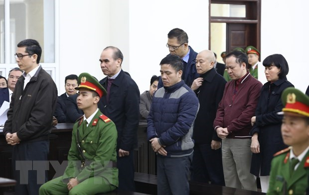 Achat par MobiFone des parts d'AVG : Nguyen Bac Son condamne a perpetuite hinh anh 1