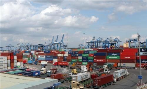 Le volume des echanges commerciaux se multiplie par 17 entre 2001 et 2019 hinh anh 1