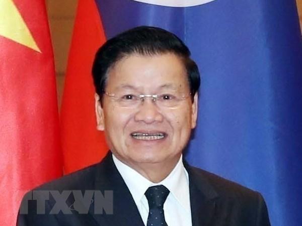 Le Premier ministre laotien au Vietnam hinh anh 1
