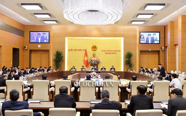 Le Comite permanent de l'AN va se reunir les 9 et 10 janvier hinh anh 1