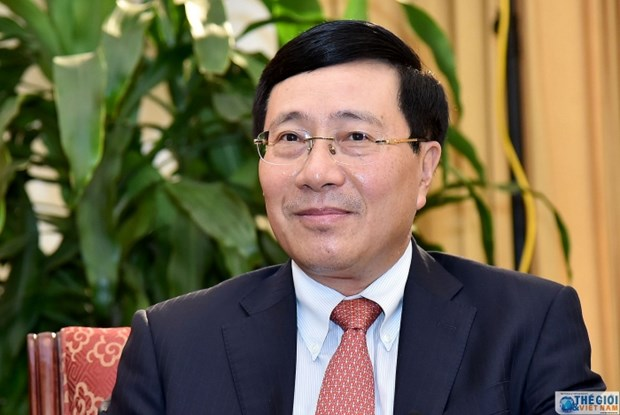 Conseil de securite : le vice-PM Pham Binh Minh rencontre des dirigeants de plusieurs pays hinh anh 1