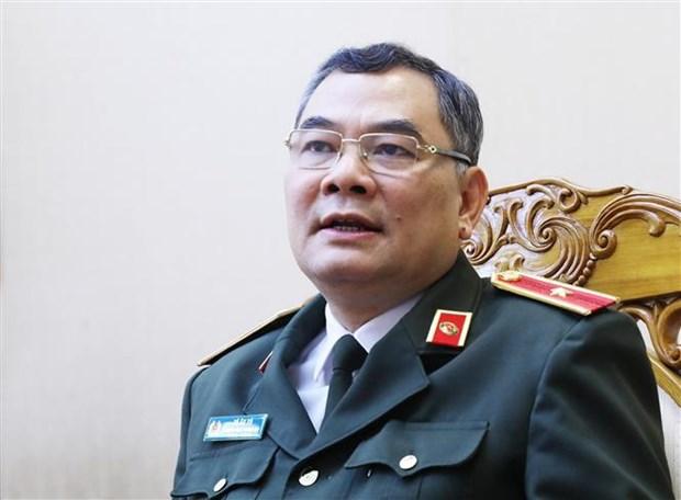 Affaire de Dong Tam : les habitants ne doivent pas suivre les allegations mensongeres en ligne hinh anh 1