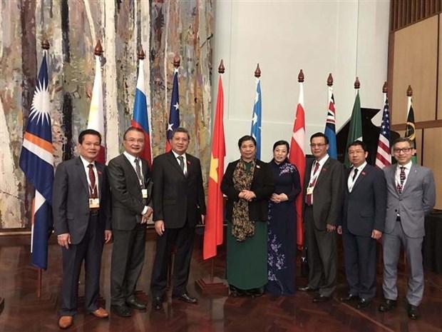 Le Vietnam participe a la 28e reunion annuelle du Forum parlementaire Asie-Pacifique hinh anh 1