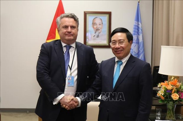 Renforcement des relations Vietnam-Ukraine hinh anh 1