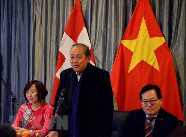 L'ASEAN est une priorite dans la politique exterieure du Vietnam hinh anh 1