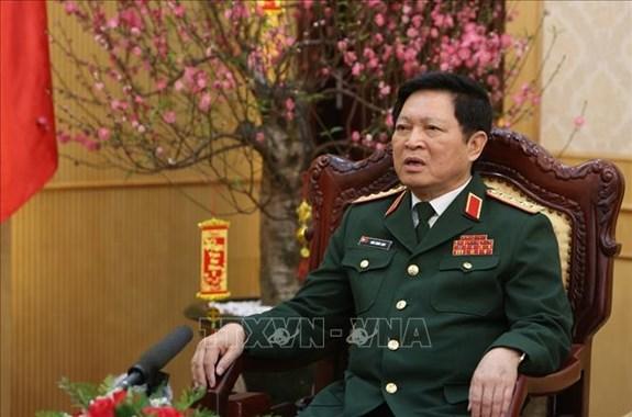 Le ministere de la Defense va organiser de nombreux evenements en 2020 hinh anh 1