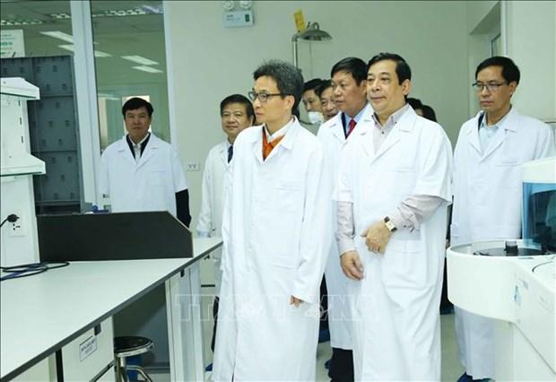 Reunion d'urgence sur la lutte contre le nouveau coronavirus hinh anh 1