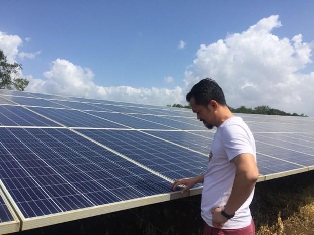 La BM aide le Vietnam a developper son industrie photovoltaique hinh anh 1