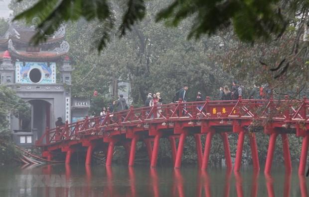 Hanoi voit ses revenus du tourisme augmenter malgre l'epidemie de coronavirus hinh anh 1