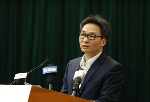 COVID-19 : le vice-PM Vu Duc Dam demande de garder la vigilance hinh anh 1