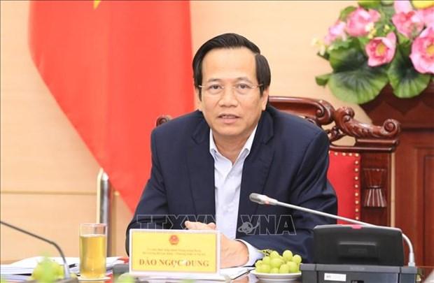 COVID-19 : cesser l'envoi de travailleurs vietnamiens dans les zones contaminees hinh anh 1