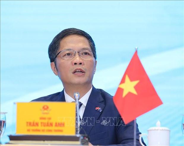 Le Vietnam cherche a exploiter au mieux son accord de libre-echange avec l'UE hinh anh 1