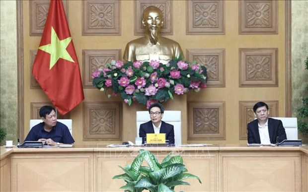 COVID-19 : controler strictement les entrees au Vietnam hinh anh 1