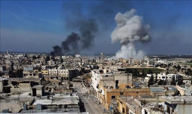 Syrie : le Vietnam appelle les parties concernees a poursuivre le dialogue hinh anh 1