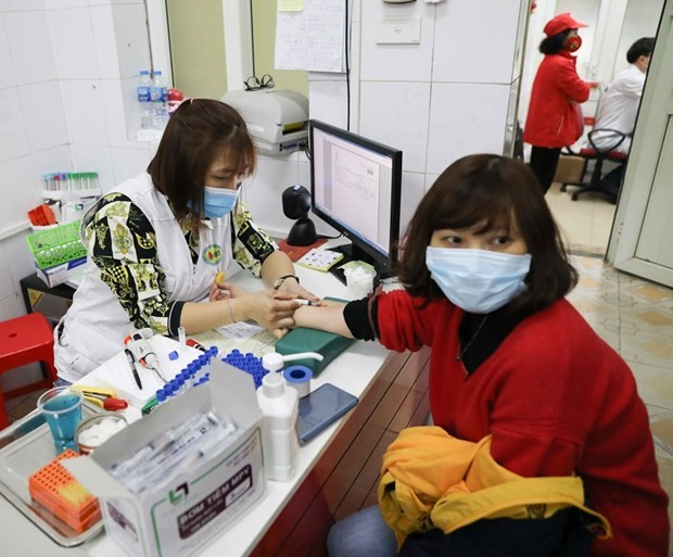 Le SG et chef de l'Etat Nguyen Phu Trong appelle a promouvoir le don de sang hinh anh 1