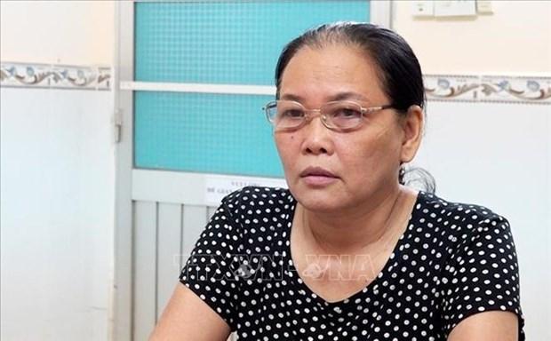 An Giang : poursuite en justice d'une femme pour actes subversifs hinh anh 1