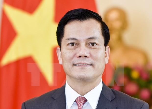 Coronavirus : l'ambassade du Vietnam aux Etats-Unis renforce la protection du citoyen hinh anh 1