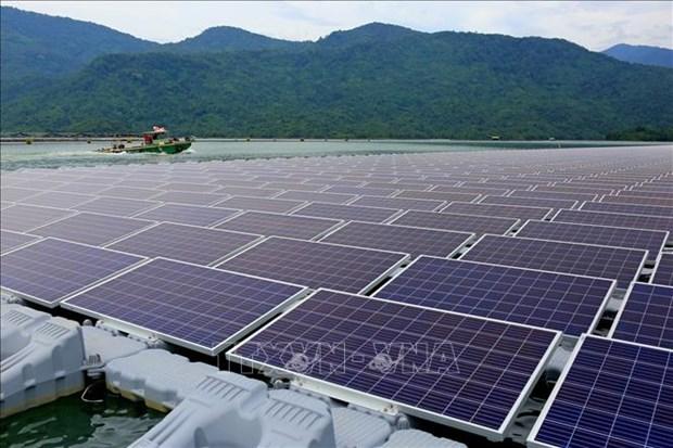 Colloque sur le developpement de l'energie photovoltaique au Vietnam hinh anh 1
