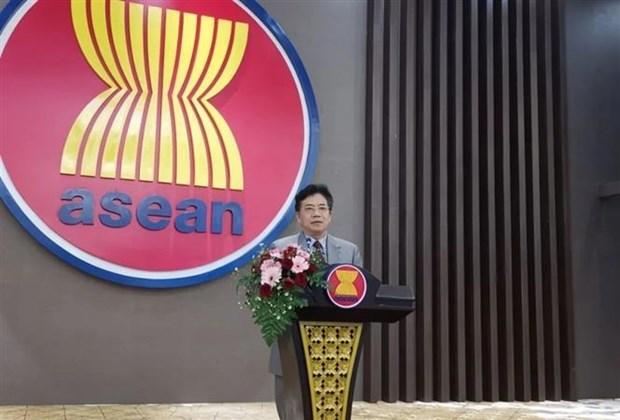 La Chine soutient les activites du Vietnam en tant que president de l'ASEAN en 2020 hinh anh 1