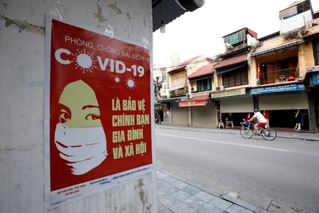 The Conversation publie un article sur la lutte contre le coronavirus au Vietnam hinh anh 1