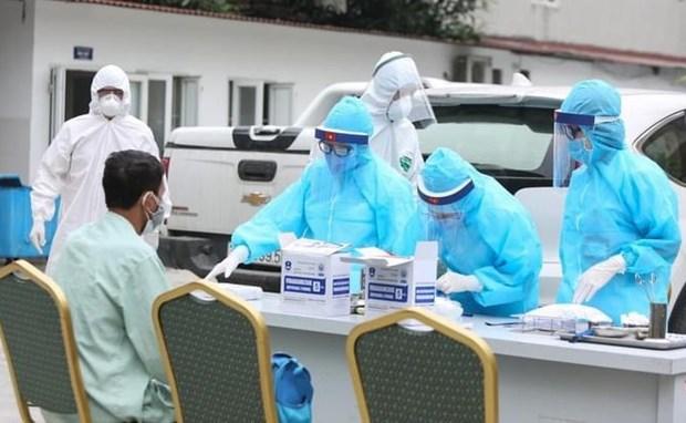 Coronavirus : cinq nouveaux cas de guerison hinh anh 1