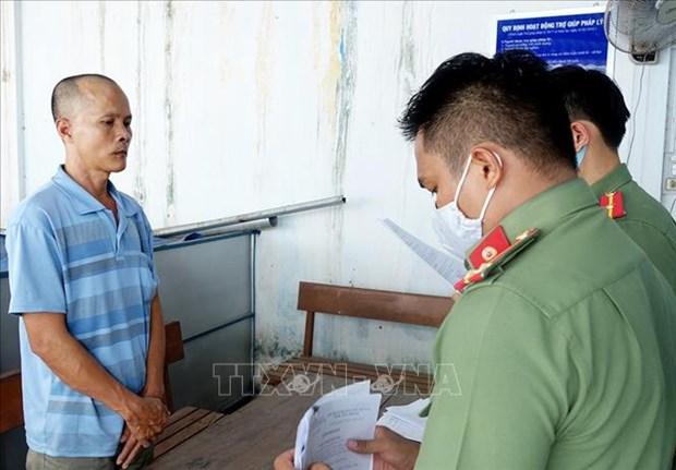 An Giang : poursuite en justice d'un homme pour actes subversifs hinh anh 1