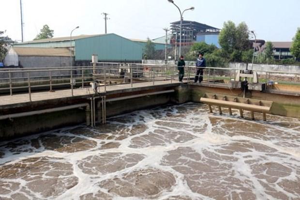 Nouvel arrete sur les frais de protection de l'environnement pour les eaux usees hinh anh 1