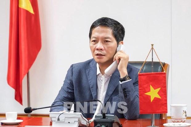 Cooperation vietnamo-americaine pour la reprise economique hinh anh 1