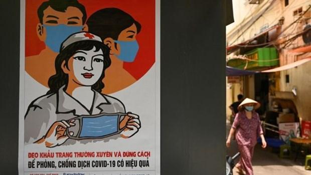 BBC News : le Vietnam, un succes dans le combat contre la pandemie de COVID-19 hinh anh 1