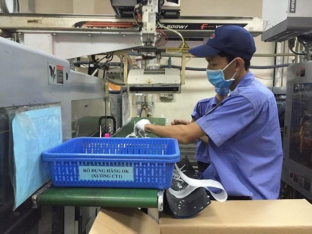 L'industrie manufacturiere du Vietnam montre des signes de relance hinh anh 1