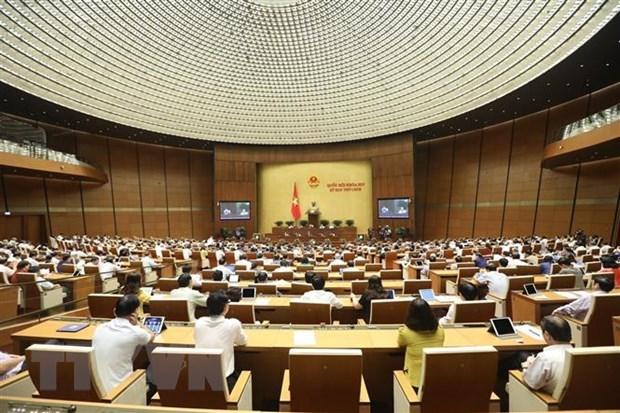 L'AN discute mardi d'un projet de resolution pour assister les entreprises hinh anh 1