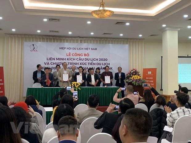 Une alliance pour stimuler la demande touristique dans le contexte de COVID-19 hinh anh 1