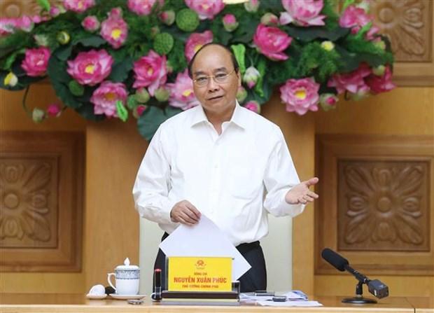 Le PM souligne l'importance de la reforme institutionnelle pour la competitivite economique hinh anh 1