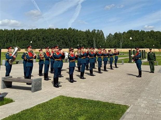 Russie : hommage a un general ayant assiste le Vietnam pendant la lutte pour l'independance hinh anh 1