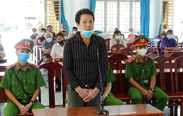 Tay Ninh : condamnation d'un habitant local pour organisation d'entrees illegales hinh anh 1