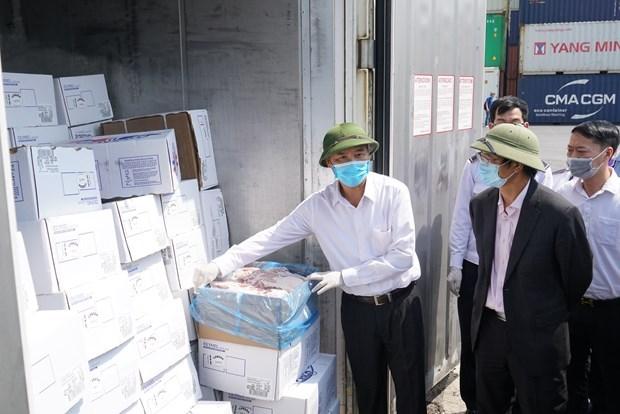Le porc importe au Vietnam provient de quel marche ? hinh anh 2