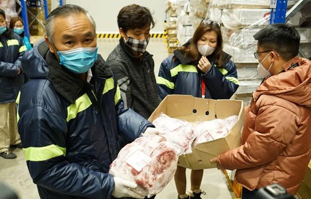 Le porc importe au Vietnam provient de quel marche ? hinh anh 1