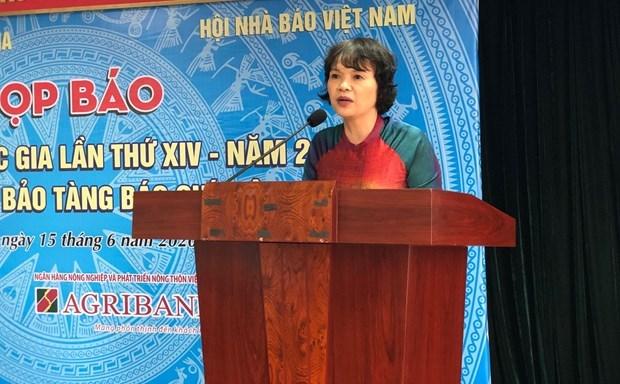 Le Musee du journalisme vietnamien retrace des moments historiques de la nation hinh anh 2