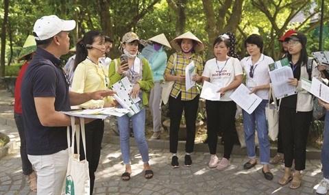 Metier du tourisme : Hanoi met le paquet hinh anh 1