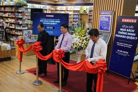 La premiere librairie intelligente de Ho Chi Minh-Ville hinh anh 1